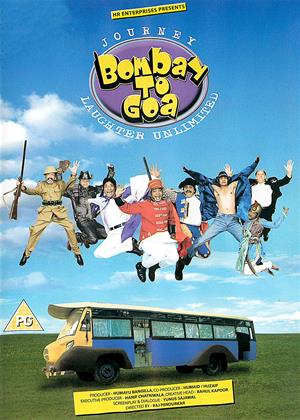 Rent Journey Bombay to Goa (aka Journey Bombay to Goa: Laughter Unlimited) Online DVD Rental