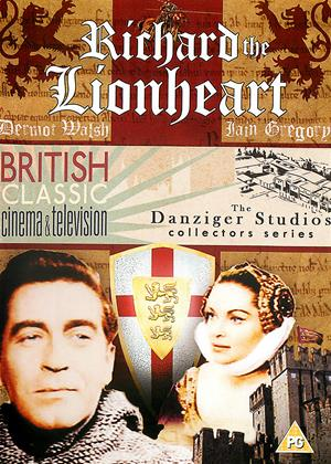 Rent Richard the Lionheart Online DVD Rental