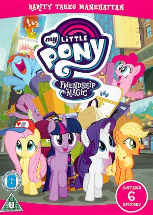 Rent My Little Pony: Friendship Is Magic: Rarity Takes Manehattan Online DVD Rental
