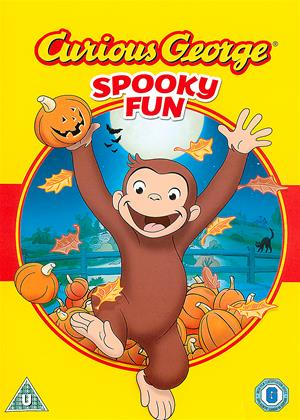 Rent Curious George: Spooky Fun Online DVD Rental