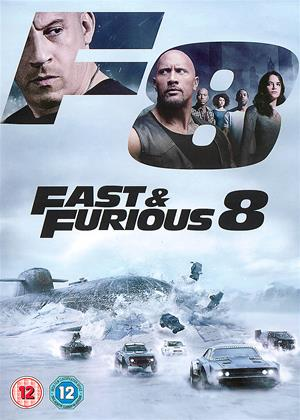 Fast and Furious 8 Online DVD Rental