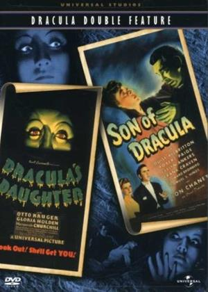Rent Dracula's Daughter / Son of Dracula Online DVD Rental