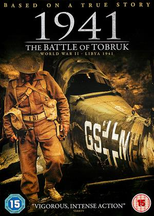 Rent 1941: The Battle of Tobruk (aka Tobruk) Online DVD Rental