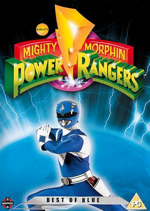 Rent Power Rangers: The Best of Blue (aka Mighty Morphin Power Rangers: The Best of Blue) Online DVD & Blu-ray Rental