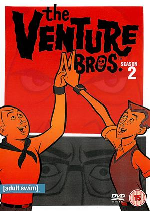 Rent The Venture Brothers: Series 2 Online DVD Rental