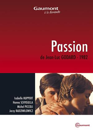 Rent Godard's Passion (aka Passion) Online DVD Rental