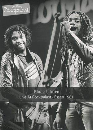 Rent Black Uhuru: Live at Rockpalast: Essen 1981 Online DVD Rental