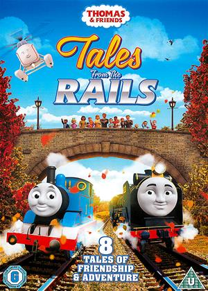 Rent Thomas the Tank Engine and Friends: Tales from the Rails Online DVD & Blu-ray Rental
