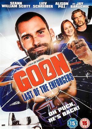 Rent Goon: Last of the Enforcers (aka Goon 2) Online DVD Rental