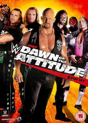 Rent WWE: 1997: Dawn of the Atitude Online DVD Rental