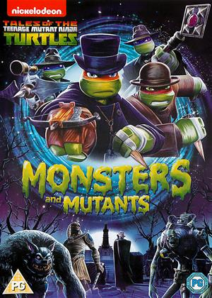 Rent Teenage Mutant Ninja Turtles: Monsters and Mutants Online DVD Rental