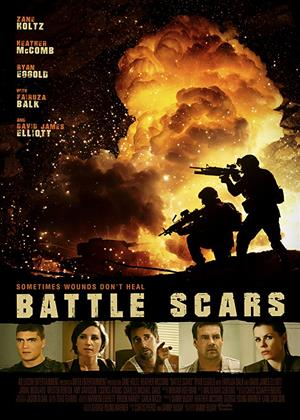 Rent Battle Scars (aka Another Stateside) Online DVD Rental