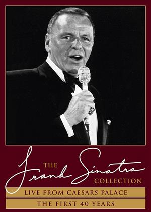 Rent Frank Sinatra: Live from Caesars Palace / The First 40 Years Online DVD Rental