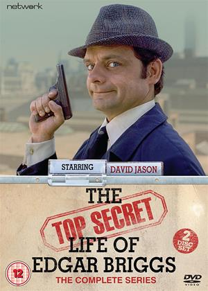 Rent The Top Secret Life of Edgar Briggs Online DVD & Blu-ray Rental
