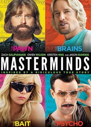 Rent Masterminds (aka Loomis Fargo) Online DVD Rental