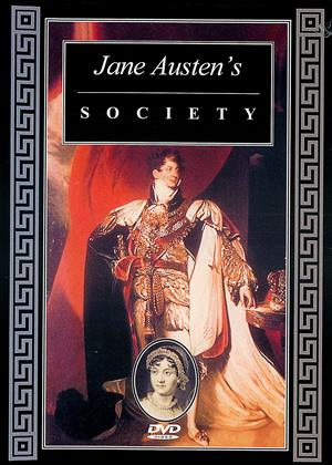 Rent Jane Austen's Society Online DVD Rental