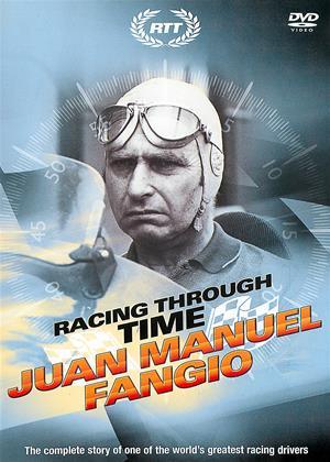 Rent Racing Through Time Legends: Juan Manuel Fangio Online DVD & Blu-ray Rental