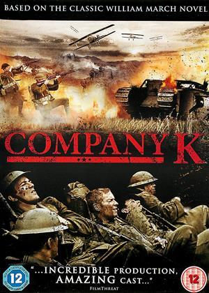 Company K Online DVD Rental