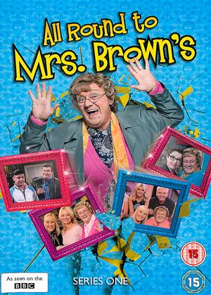 Rent All Round to Mrs. Brown's: Series 1 Online DVD Rental