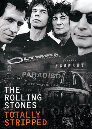Rent The Rolling Stones: Totally Stripped Online DVD Rental