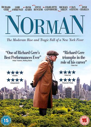 Rent Norman (aka Norman: The Moderate Rise and Tragic Fall of a New York Fixer) Online DVD & Blu-ray Rental