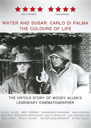Water and Sugar: Carlo Di Palma, the Colours of Life Online DVD Rental
