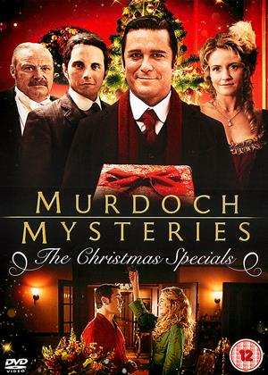 Rent Murdoch Mysteries: The Christmas Specials Online DVD Rental