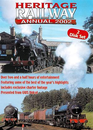 Rent Heritage Railway Annual 2002 Online DVD & Blu-ray Rental