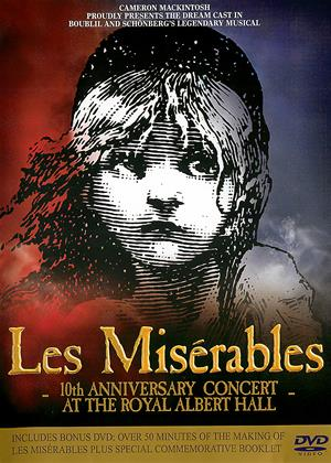 Rent Les Miserables: Royal Albert Hall (aka Les Miserables 10th Anniversary Concert at the Royal Albert Hall) Online DVD & Blu-ray Rental
