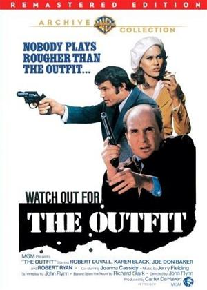 Rent The Outfit Online DVD Rental