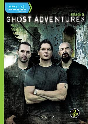 Rent Ghost Adventures: Series 5 Online DVD Rental