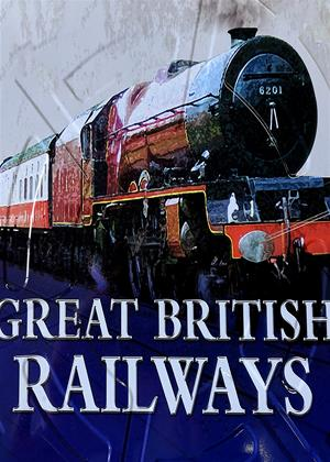 Rent Great British Railways Online DVD Rental