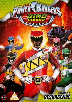 Rent Power Rangers Dino Charge: Resurgence (aka Power Rangers Dino Charge: Vol.2) Online DVD Rental