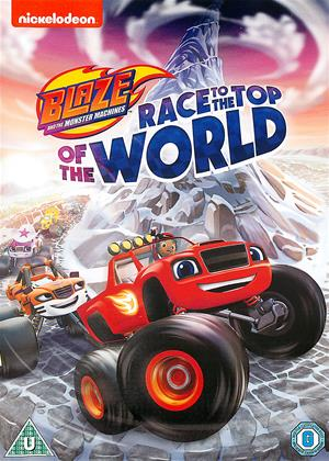 Blaze and the Monster Machines: Race to the Top of the World Online DVD Rental