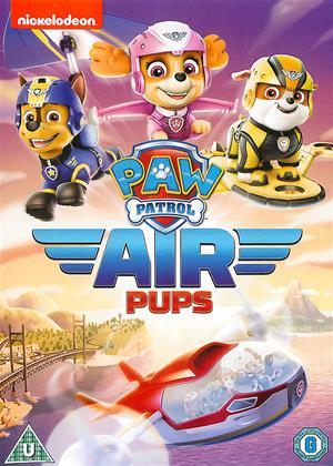 Rent Paw Patrol: Air Pups Online DVD & Blu-ray Rental