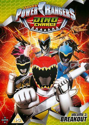 Rent Power Rangers Dino Charge: Breakout (aka Power Rangers Dino Charge: Vol.3) Online DVD Rental