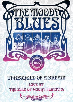 The Moody Blues: Live at the Isle of Wight Festival 1970 Online DVD Rental