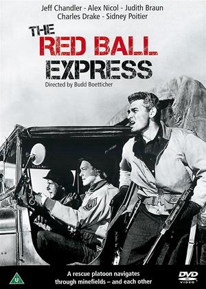 Rent The Red Ball Express Online DVD & Blu-ray Rental