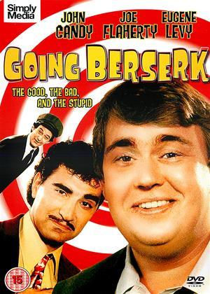 Rent Going Berserk Online DVD Rental