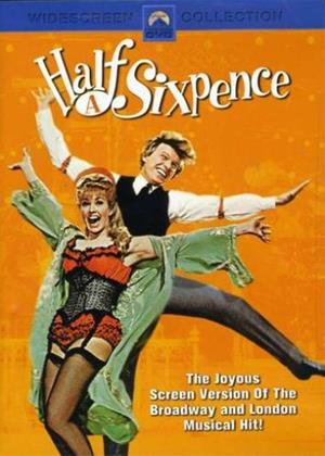 Rent Half a Sixpence Online DVD Rental