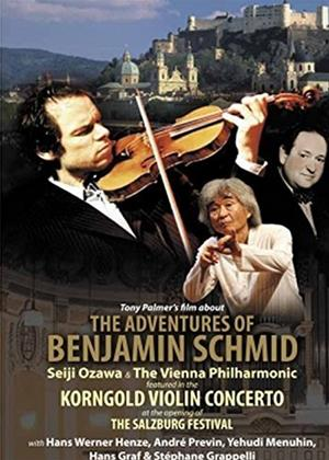 Rent The Adventures of Benjamin Schmid Online DVD Rental