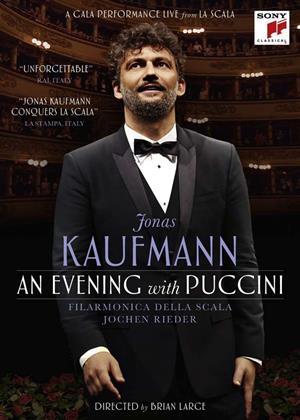Rent Jonas Kaufmann: An Evening with Puccini Online DVD & Blu-ray Rental