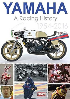 Rent Yamaha: A Racing History 1954-2016 Online DVD Rental