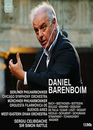 Rent Daniel Barenboim: Collection: Vol.2 Online DVD Rental