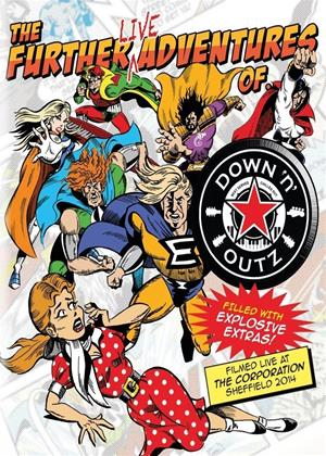Rent The Further Live Adventures of Down 'N' Outz Online DVD Rental