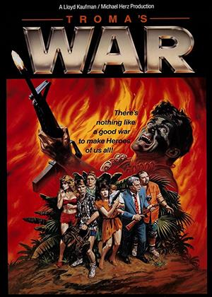 Rent Troma's War (aka 1,000 Ways to Die) Online DVD Rental