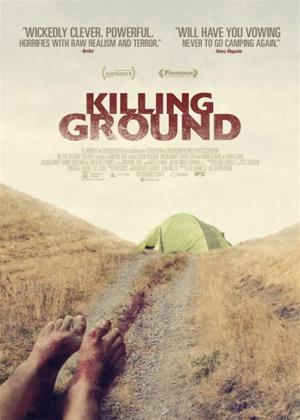 Rent Killing Ground Online DVD Rental