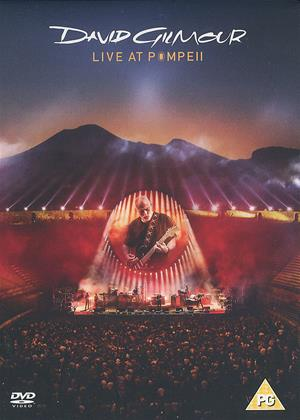 David Gilmour: Live at Pompeii Online DVD Rental