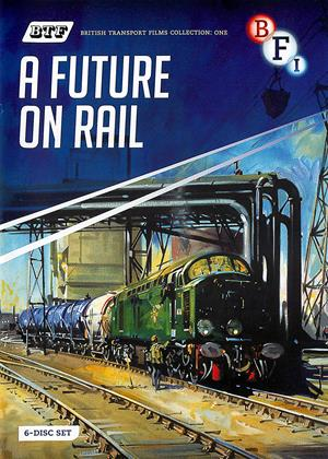 Rent A Future on Rail (aka British Transport Films Collection: A Future On Rail) Online DVD Rental