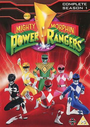Rent Mighty Morphin Power Rangers: Series 1 Online DVD & Blu-ray Rental